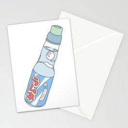 Kawaii Ramune Soda Drink Stationery Cards