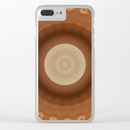 Some Other  Mandala 279 Clear iPhone Case