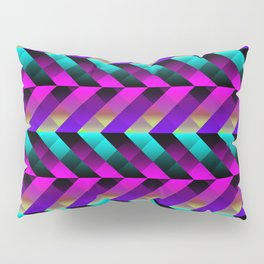 Dark Purple Pillow Sham