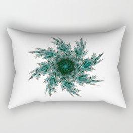 Fractal mandala Rectangular Pillow