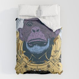 Space Oddity Comforters