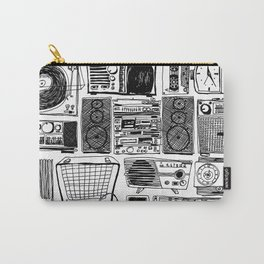 Music Boxes Carry-All Pouch