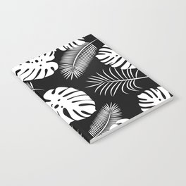 TROPICAL LEAVES 6 Notebook