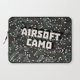 Airsoft Camo Laptop Sleeve
