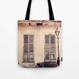Old Shutters Tote Bag