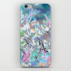 FRESH AS SPRING iPhone & iPod Skin