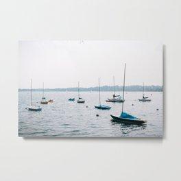 Lake Calhoun Metal Print