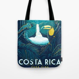 VIDA Tote Bag - Sunset Ocean by VIDA pejaEXlXuS
