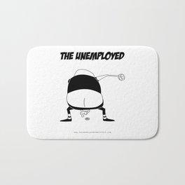 The Unemployed - Medioman Bath Mat