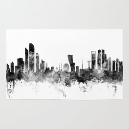 Abu Dhabi Skyline Rug