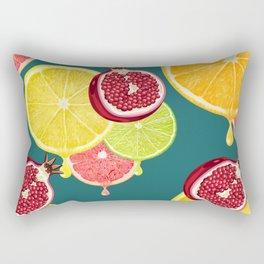 tropic fruit Rectangular Pillow