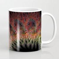 terry fan Mugs featuring Fan by LoRo  Art & Pictures