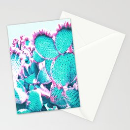 Cactus - watercolor Stationery Cards