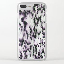 Bunch of gloves Clear iPhone Case