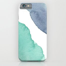 Watercolor Drops iPhone Case
