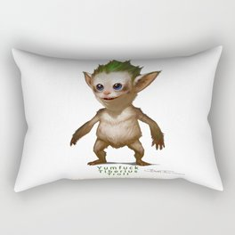 YT Troll - Revelations of Oriceran (C) Rectangular Pillow