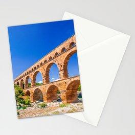 Pont du Gard, Provence Stationery Cards