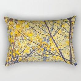 trees IX Rectangular Pillow