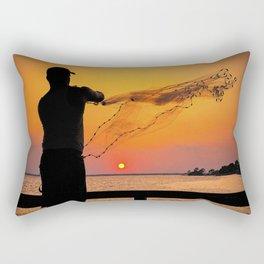 Capture The Sun Rectangular Pillow