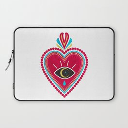 Ex Voto Sacred Heart Laptop Sleeve