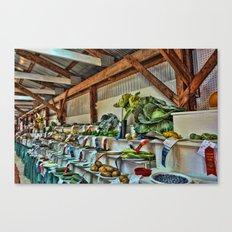 The good ole country fair Canvas Print