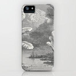 Tropical Marsh iPhone Case