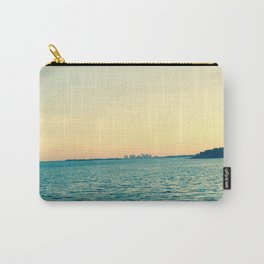Sunset in Nahant Carry-All Pouch