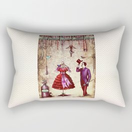 love and other fairytales Rectangular Pillow