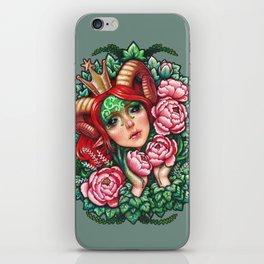 Titania Stigmata iPhone Skin