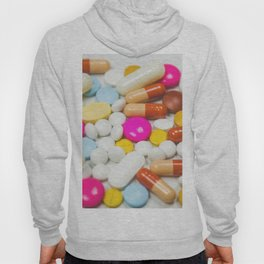 Pills (Color) Hoody