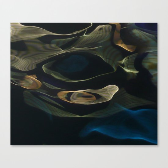 WATER / H2O #31 Canvas Print