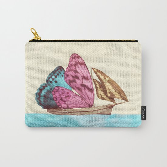 The Voyage (option) Carry-All Pouch