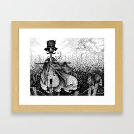 Scarecello Framed Art Print