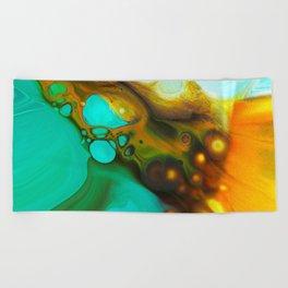 Acrylic 21 Beach Towel