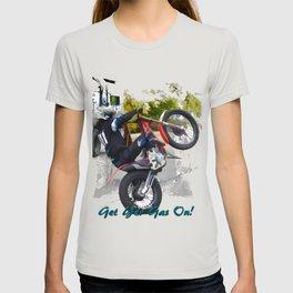 Gas Gas ec300 Stunt Rider T-shirt