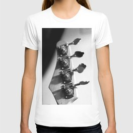 Tuning Knobs T-shirt