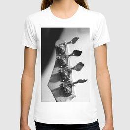 Tuning Knobs T-shirt