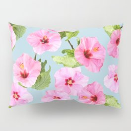 Ibiscus Dance Pillow Sham