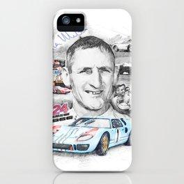 Ken Miles iPhone Case