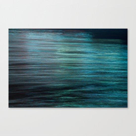 Night Light 138 - Ocean Canvas Print