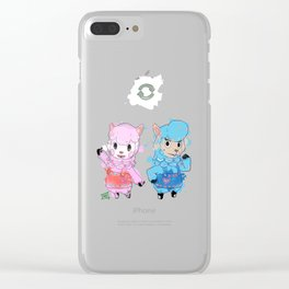 Re-Tail Clear iPhone Case