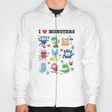 Monster Love Hoody