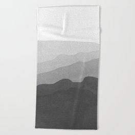 Landscape#3 Beach Towel