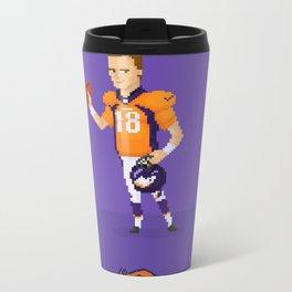 Manning The Great Metal Travel Mug