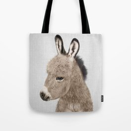 Donkey - Colorful Tote Bag