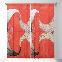 Hilma af Klint - The Swan Blackout Curtain