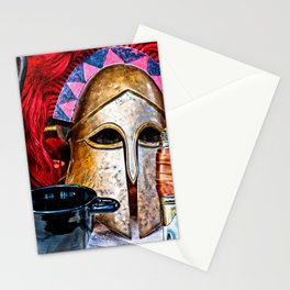 Glory of the heroic age Stationery Cards