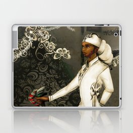 In His Headwrap Laptop & iPad Skin