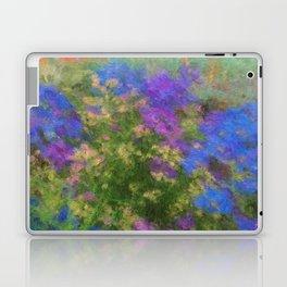 Larkspur and Poppys Laptop & iPad Skin