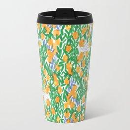 Mandarin season Travel Mug